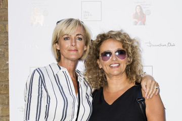 Jane Moore Nadia Sawalha Andrea McLean Launches Her New Book 'Confessions Of A Menopausal Woman'