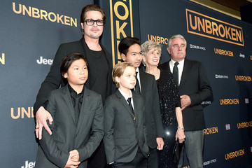 Jane Pitt 'Unbroken' Premieres in Hollywood — Part 4