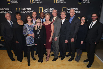 Jane Root National Geographic 'One Strange Rock' World Premiere