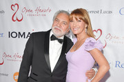 David Green and Jane Seymour attend The Open Hearts Foundation's 2019 Open Hearts Gala at SLS Hotel on February 16, 2019 in Beverly Hills, California.