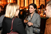 Sophia Bush and guests attend the Jane Walker by Johnnie Walker Equal Rights Amendment Celebration with The ERA Coalition at The Campbell Bar on March 10, 2020 in New York City.
