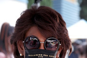 Congresswoman Maxine Waters attends Wondalnd's #WONDALUNCH Los Angeles hosted by Janelle Monae, Angela Rye, and Congresswoman Maxine Waters at Dymally High School on September 26, 2020 in Los Angeles, California.