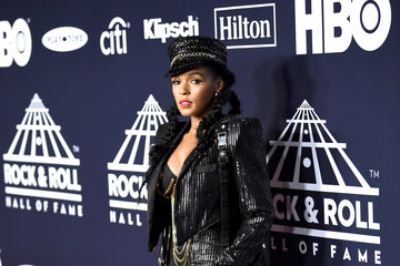 Janelle Monae 2019 Rock & Roll Hall Of Fame Induction Ceremony - Arrivals