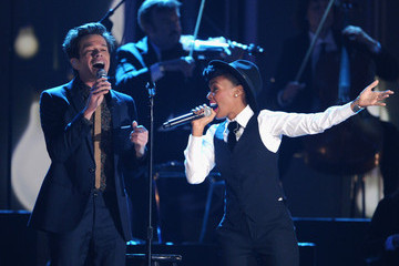 Janelle Monae Nate Ruess The GRAMMY Nominations Concert Live!! - Show