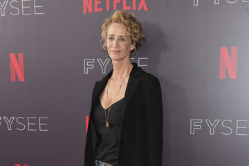 Janet McTeer #NETFLIXFYSEE Event For 'Jessica Jones' - Arrivals