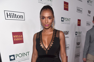Janet Mock Point Honors Los Angeles 2018, Benefiting Point Foundation - Red Carpet