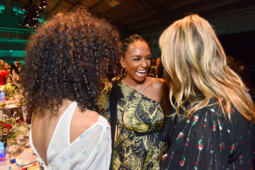 Janet Mock FIJI Water At The Hollywood Reporter's 27th Annual Women In Entertainment Breakfast