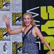 Janet Varney Comic-Con International 2018 - SYFY WIRE Hosts The Great Debate