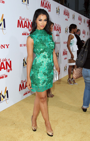 Janina Gavankar think like a man too