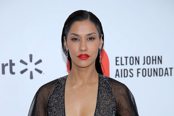 Janina Gavankar 28th Annual Elton John AIDS Foundation Academy Awards Viewing Party Sponsored By IMDb, Neuro Drinks And Walmart - Arrivals