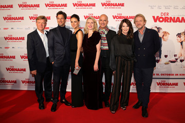 Janina Uhse 'Der Vorname' German Premiere In Cologne