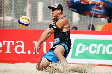 Janis Smedins FIVB Moscow Grand Slam - Day 2