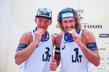 Janis Smedins FIVB Antalya Open - Day 6