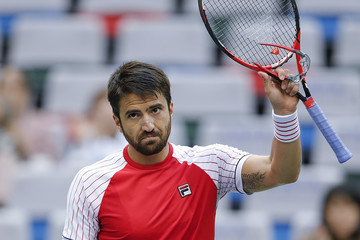 Janko Tipsarevic ATP Shanghai Rolex Masters 2016 - Day 1
