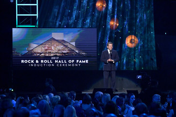 Jann Wenner 32nd Annual Rock & Roll Hall Of Fame Induction Ceremony - Show