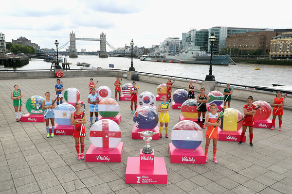 Vitality Hockey Women's World Cup Launch Event