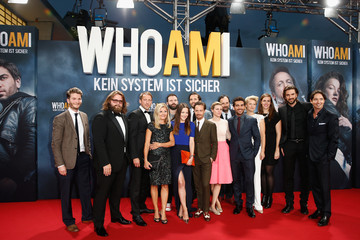 Jantje Friese 'Who am I' Premieres in Berlin