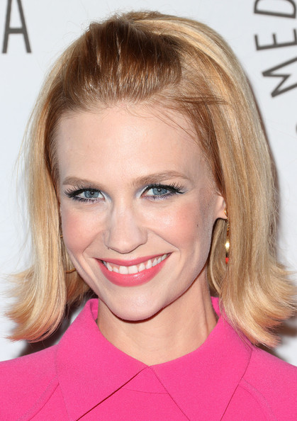 January Jones - The Paley Center for Media's Annual Los Angeles Benefit - Arrivals