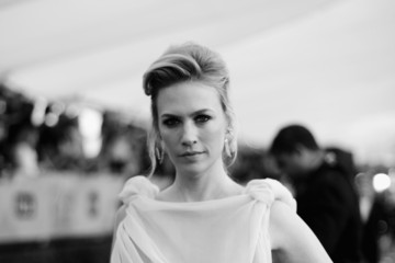 January Jones An Alternative View of the 22nd Annual Screen Actors Guild Awards