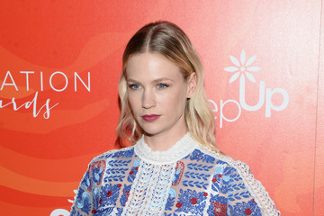 January Jones Step Up's 13th Annual Inspiration Awards