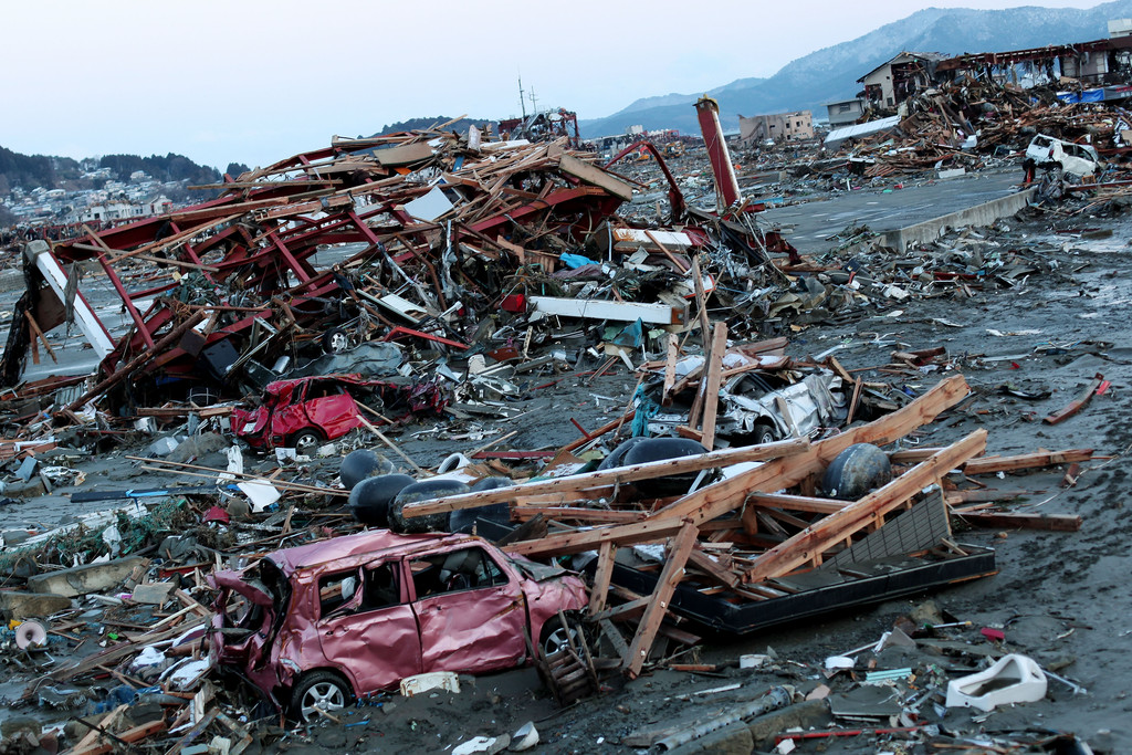 List Of Natural Disasters In Japan