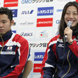 Kosuke Kitajima and Aya Terakawa Photos