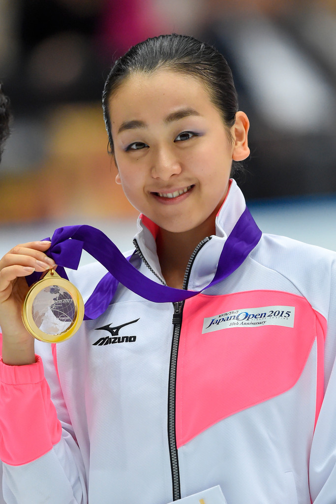 Mao Asada Photos Photos - Japan Open 2015 Figure Skating - Zimbio