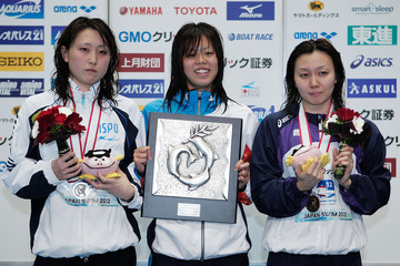 Yuka Kato Japan Swim 2012 - Day 4