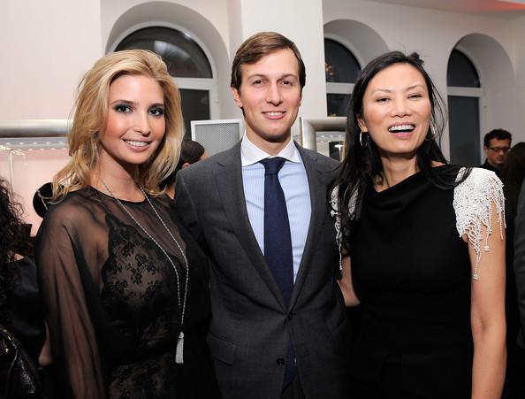 Jared Kushner Photos 2010 Ivanka Trump Fine Jewelry Collection