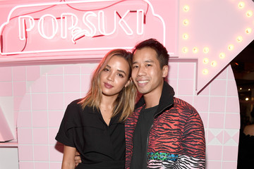 Jared Eng Poppy Jamie, Suki Waterhouse, Leo Segal, and Cade Hudson Celebrate the Launch of POP & SUKI
