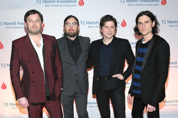 Jared Followill 11th Annual T.J. Martell Foundation Nashville Honors Gala
