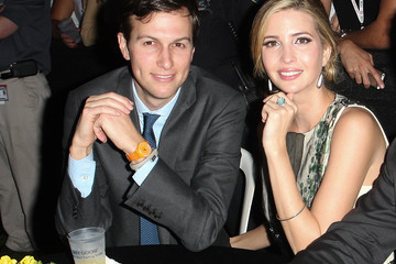 Jared Kushner GREY GOOSE Vodka Hosts The Carolina Herrera Fashion Show At The Cadillac Championship