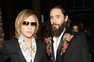 Jared Leto 2017 LACMA Art + Film Gala Honoring Mark Bradford and George Lucas Presented by Gucci - Inside