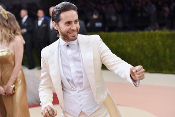 "Jared Leto ""Manus x Machina: Fashion In An Age Of Technology"" Costume Institute Gala"