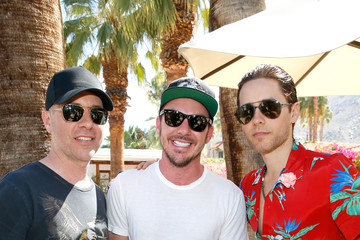 Jared Leto Shannon Leto The Retreat Palm Springs 2016 - Day 2