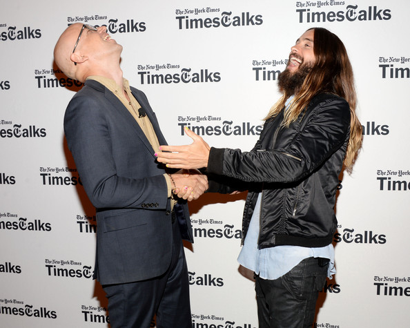Jared Leto - TimesTalks Presents an Evening with Jared Leto