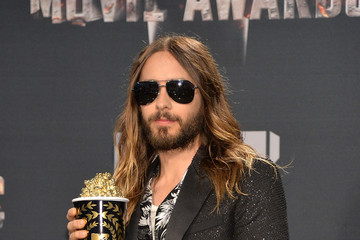 Jared Leto Press Room at the MTV Movie Awards — Part 2