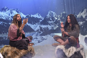 Wednesday: Jared Leto and Jimmy Fallon - The Week In Pictures: August 22, 2014
