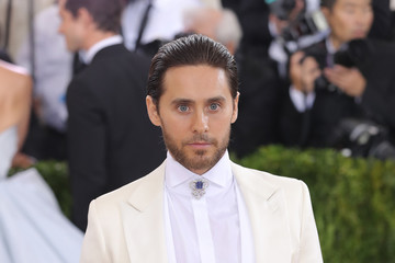Jared Leto 'Manus x Machina: Fashion in an Age of Technology' Costume Institute Gala