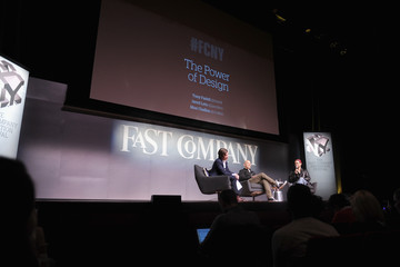 Jared Leto The Fast Company Innovation Festival - The Power of Design With Tony Fadell and Jared Leto
