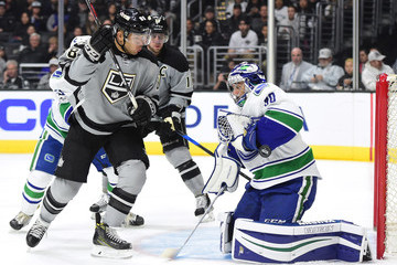 Jarome Iginla Vancouver Canucks v Los Angeles Kings