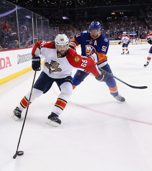 Florida Panthers v New York Islanders - Game Three []