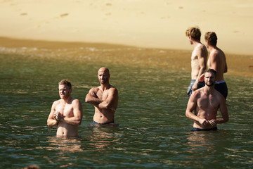 Jarrad Mcveigh Sydney Swans Recovery Session
