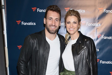 Jarret Stoll Fanatics Super Bowl Party - Red Carpet
