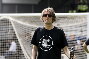 Jarvis Cocker #GAME4GRENFELL at Loftus Road