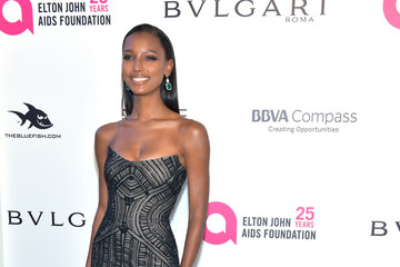 Jasmine Tookes 26th Annual Elton John AIDS Foundation's Academy Awards Viewing Party - Arrivals