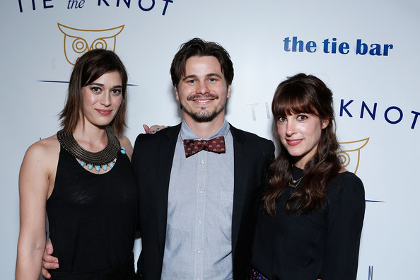 Marianna Palka and jason ritter married