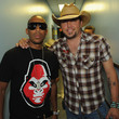 Ludacris and Jason Aldean Photos