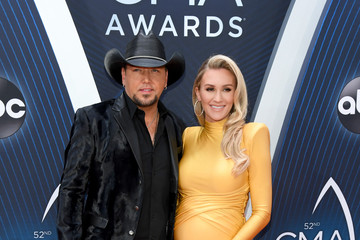 Jason Aldean The 52nd Annual CMA Awards - Arrivals
