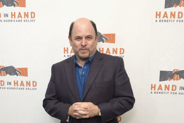 Jason Alexander Hand in Hand: A Benefit for Hurricane Relief - New York - Press Room